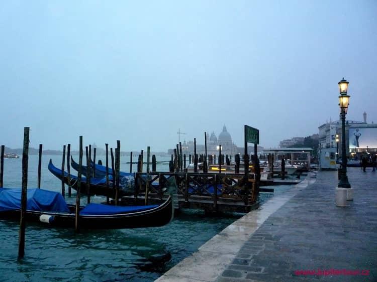 Вечер в Венеции, Италия