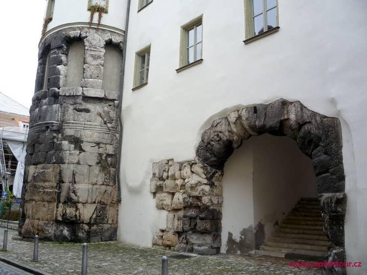 Порта Претория, Регенсбург
