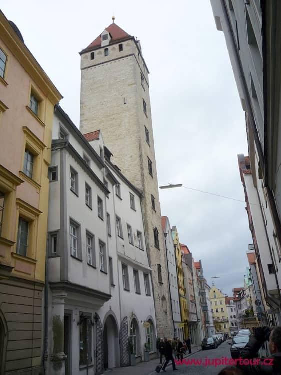 Золотая башня, Регенсбург
