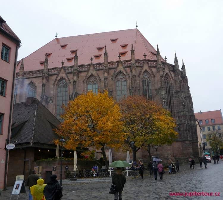 Храм Зебальда, Нюрнберг